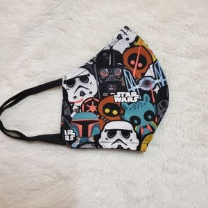 Accessories - NEW homemade face mask Star Wars